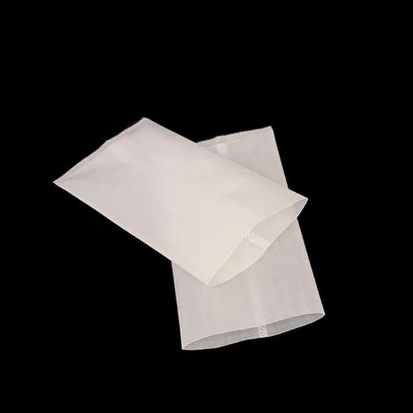 Bolsas de té vacías al por mayor Filtro de material de grado alimenticio Bolsas de té individuales Bolsas de té perfumadas de hierbas secas desechables Bolsas de filtro de infusor