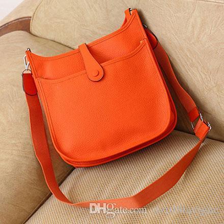 Female Leather Women Shoulder Bags Hot Women Genuine Leather Messenger Bag Vintage crossbody bag designer Retro Bags FREE SHIPPING