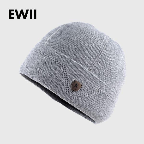 Chapéus de inverno para homens de malha chapéu gorros menino gorro skullies homens gorro sólido gorro de lã quente enfant gorros casuais osso gorro