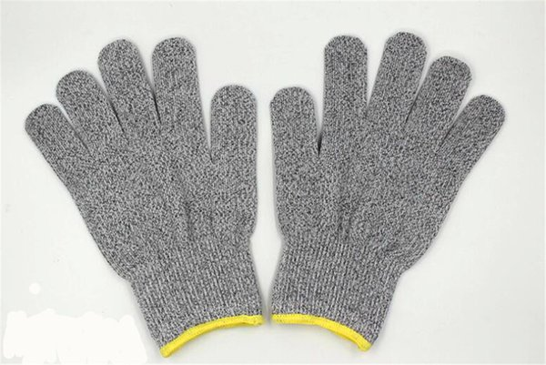 Anti Cut Gloves Safety Cut Proof Stab Resistant Stainless Steel Wire Metal Mesh Kitchen Butcher Cut-Resistant Safety Gloves