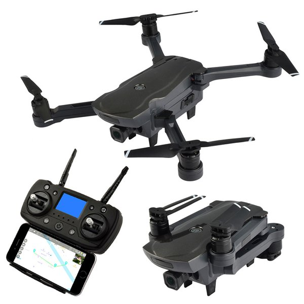 Professionelle RC Drohne Quadcopter Dual GPS Brushless WIFI FPV Aerial HD 1080P Kamera Drohne Smart Folgen Wegpunkt Drohnen Drone Spielzeug