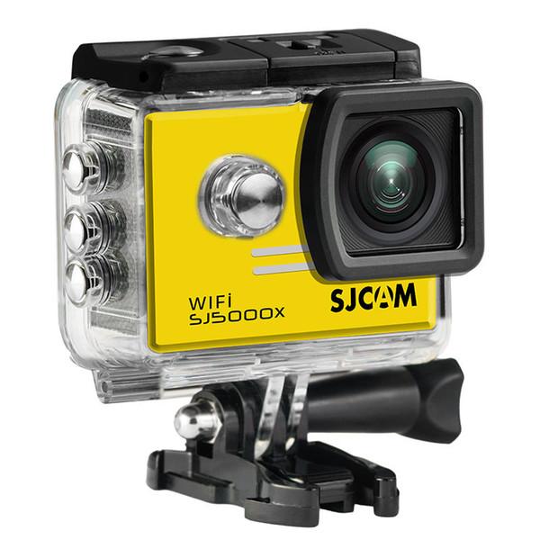 best selling SJcam SJ5000X WIFI ELITE S ONY IMX078car dvr GYRO car 4K24 2K 2.0 Inch LCD Action Camera Novatek