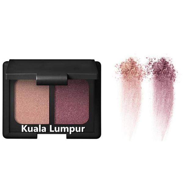 Serge Lutens Augen Make-up Surabaya Duo Matte Langlebige Hochleistungs-Naturtöne Wasserdichte Lidschatten-Palette 4g