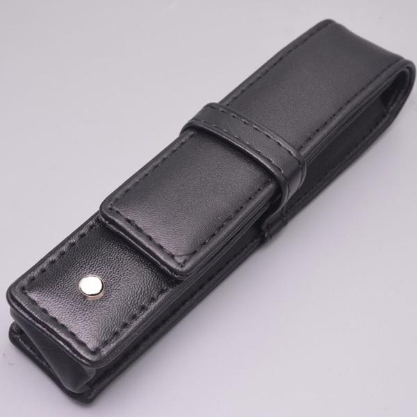 Высокое качество MB Высокое качество PU кожаный чехол Pen подарков Pen сумка для роллер / Фонтан / Шариковая ручка