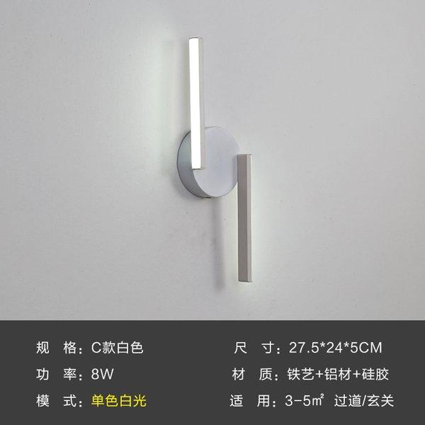 monocromo blanco 8W4
