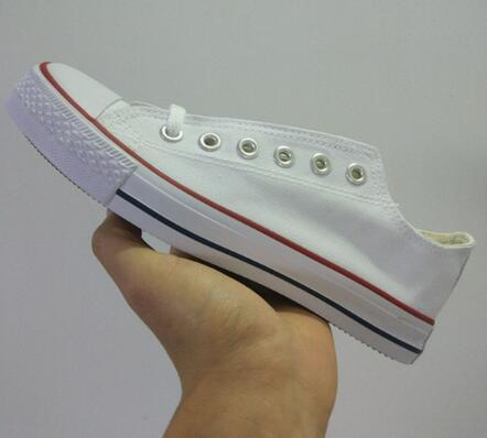 Factory price promotional price!femininas canvas shoes women and men,high/Low Style Classic Canvas Shoes LN678 Sneakers Canvas Shoe