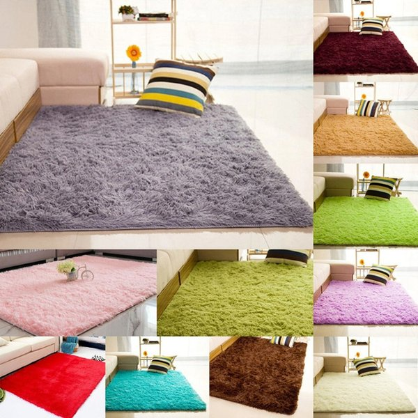 Large Size Fashion Carpet Bedroom Decorating Home Textile Soft Warm  Colorful Living Room Floor Rugs Slip Resistant Mats Shaw Rug Carpet  Showrooms From ...
