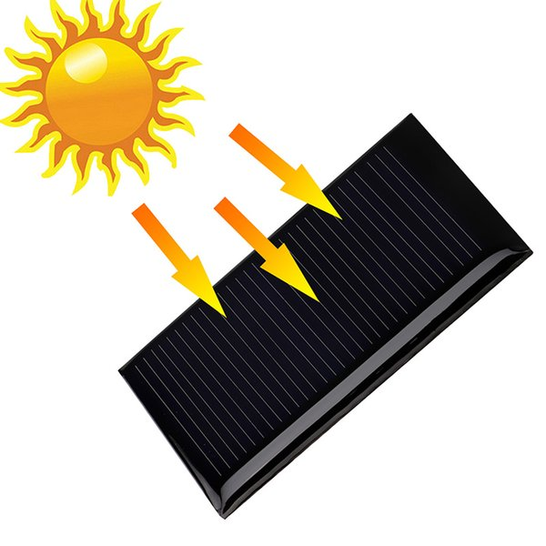 Mini 0.15W 5V Solar Panel Power Panel System DIY Battery Cell Charger Module Portable Panneau Solaire Energy Board 53*30mm