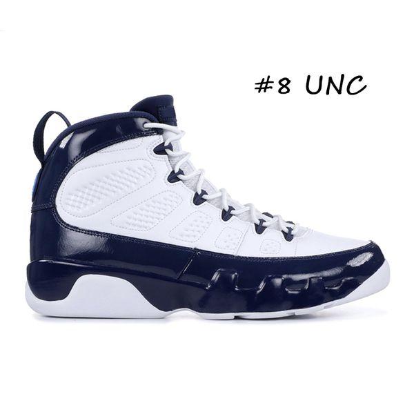 #8 UNC