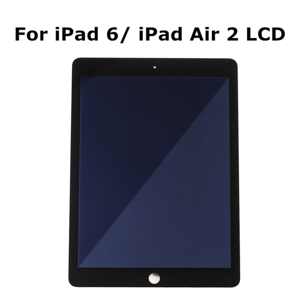 Testato per iPad Assemblea aria 2 LCD per iPad 6 A1567 A1566 Display Lcd con Touch Screen del pannello digitalizzatore sostituzione