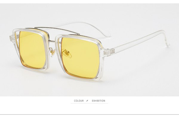 Lenses Color:yellow