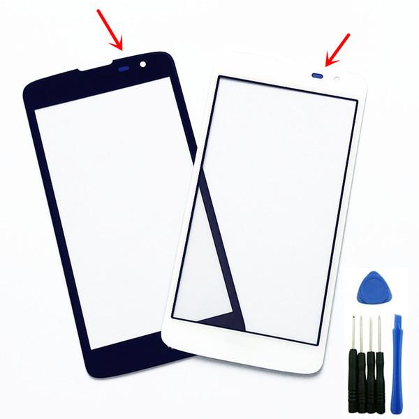 Dokunmatik Ekran Dış LCD Ön Ekran Cam Lens Kapağı K7 X210 X210DS Için Yedek Parçalar