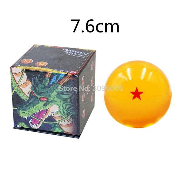 7,6 centímetros O 1S Com Box
