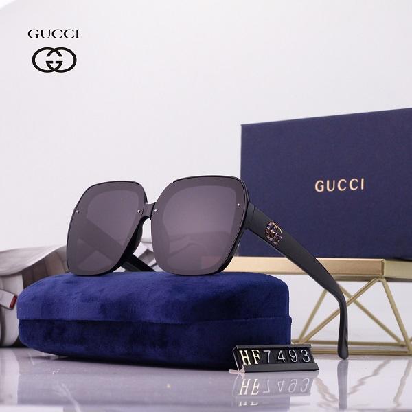2020 nuova vendita lusso- di alta qualità tinto gamba diamante per lenti occhiali da sole delle donne degli uomini di vetro di Sun di Eyewear di vetro del metallo 5 colori