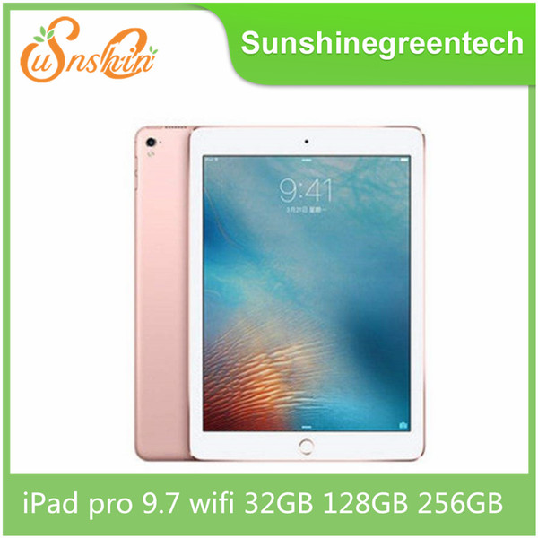 "best selling Original Refurbished Apple iPad Pro 9.7 wifi Touch ID 9.7"" Retina Display IOS A9X refurbished Tablet support Apple pencil"