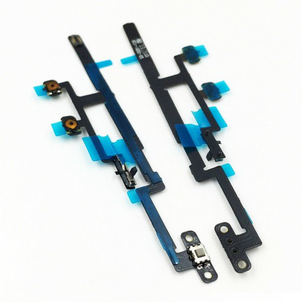 Einpassung For iPad mini 2 mini 3 Power Button Volume Control Flex Cable Replacement Repair Part Free shipping
