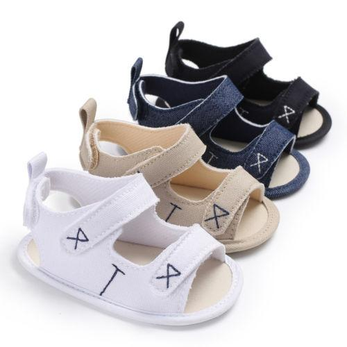 Brief Baby Anti-Slip Soft Sole Cotton Shoes Toddler Boys Girls Newborn Flat With Sandals Clogs Cute Infant Shoes