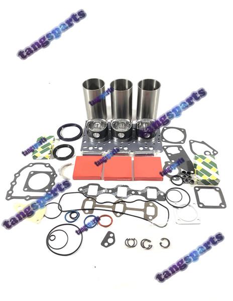 3TNV70 двигатель Rebuild комплекта в хорошем качестве Для YANMAR части двигателя бульдозера Вилочного Экскаватора Погрузчики и т.д. комплекта деталей двигателя