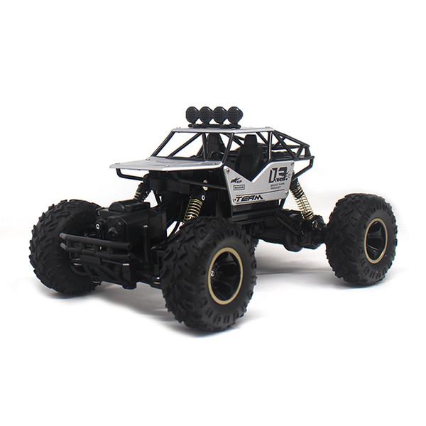 1:18 Remote Control Car Rock Crawler Electric Metal Rc Car Boys Remote Control Toys Radio Off Road