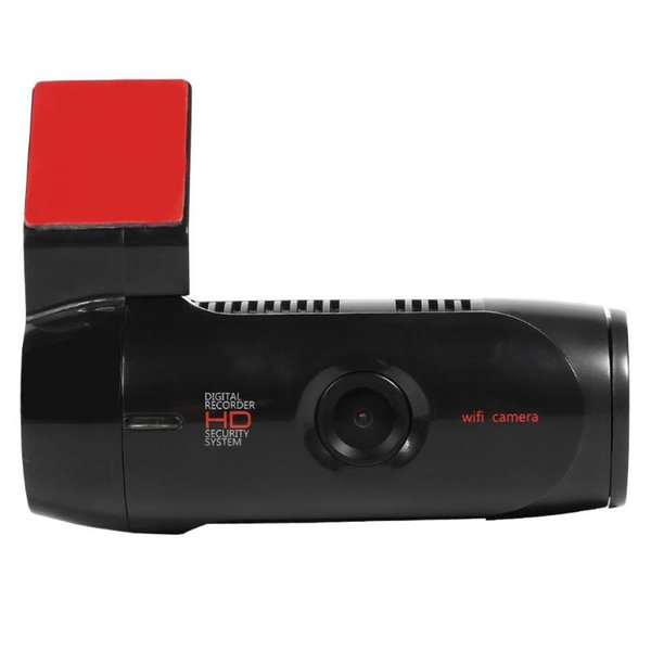 VODOOL 140 Degrees Car DVR Camera HD 1080P ABS USB Hide Mini 30FPS Sensore di immagine CMOS Car DVR Dash Camera Recorder Accessori