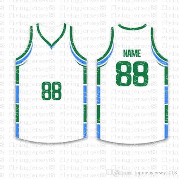 Stickerei-Firmenzeichen Jersey der Spitzenkundenspezifischen Basketball Jerseys Mens geben Verschiffen frei Preiswerter Großhandel irgendein Name irgendeine Zahl Größe S-XXL fjol5