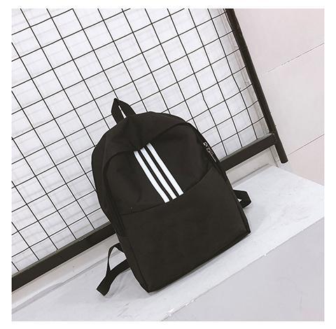 ADIDAS Mochila de moda para meninos do ensino médio meninas em mochilas escolares sacos de mochila estilo mochila 4 cores tamanho ajustável