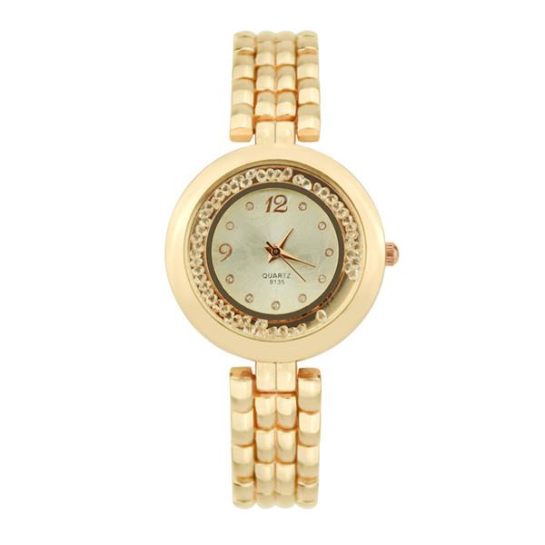 Dropshipping Montre Montres Femme Mesdames diamant bracelet cadeau créatif Quartz Gogoey Marque Femmes Mode Montres