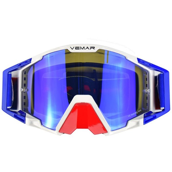 100% New Motorcycle Glasses Mens&Women's Motocross Goggles Dirt Bike MX ATV Motorcycle Helmet Glasses Extreme Sports Gafas