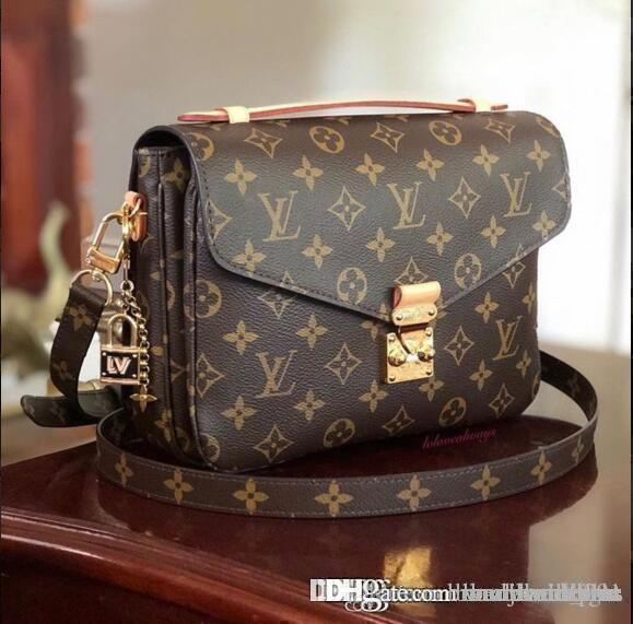 top popular LOUISVUITTON1 100% Genuine Leather Bags Women Handbags MICHAEL A9 KOR Wallet Men Clutch Satchel Shoulder Bags GUC CI Purse Tote 2019