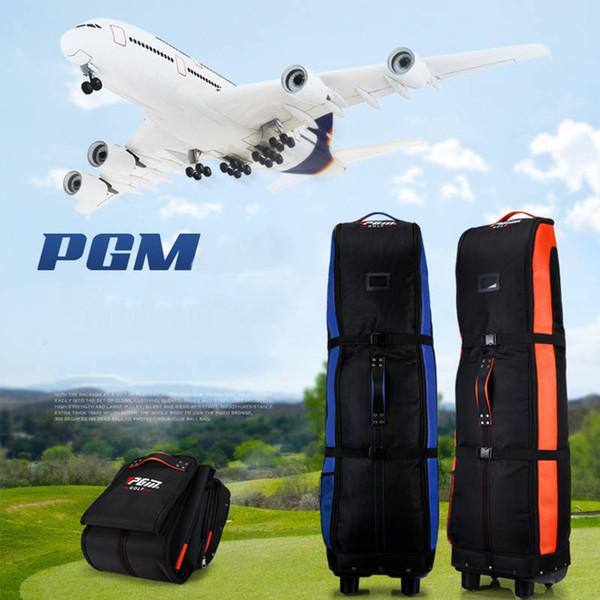 Открытый портативный Гольф пакет клубы большой емкости Гольф авиационный мешок прочный нейлон многофункциональный мешок с дном и колесами