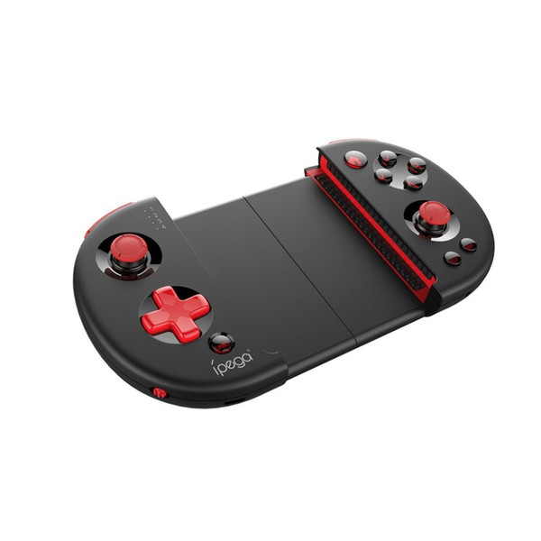 Hot sale Wireless Android Phone Game Controller Gamepad Telescopic Joystick Stretch Bracket Bluetooth Game Pad free shipping