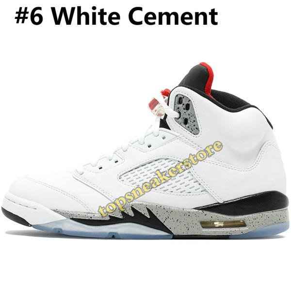 #6 White Cement