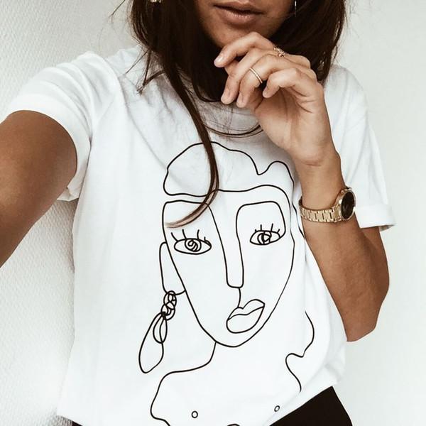 Bestseller Kurzarm-T-Shirt für Damen und Herren im Casual-Style-Look von Frauen und Frauen