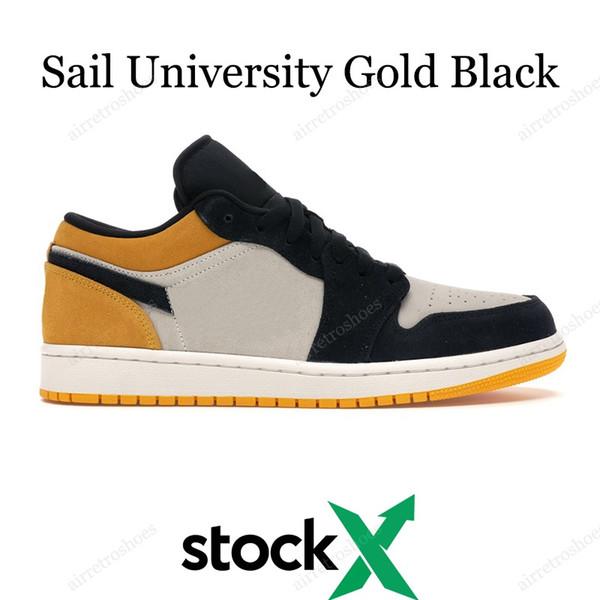 Парус Университет Золотой Черный