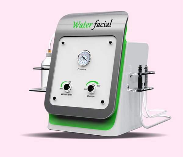 Factory price portable stationary hydra water facial skin clean machine for beauty salon, spa, skin clinic