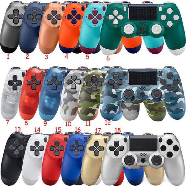 Controller PS4 wireless Gamepad remoto per PlayStation 4 Dualshock 4 Joystick Bluetooth per controller di gioco console PS4