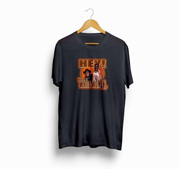 Blazing Saddles Vintage Image Fashion Men & Women T-Shirt Luxury T Shirt TeesFunny free shipping Unisex Casual Tshirt