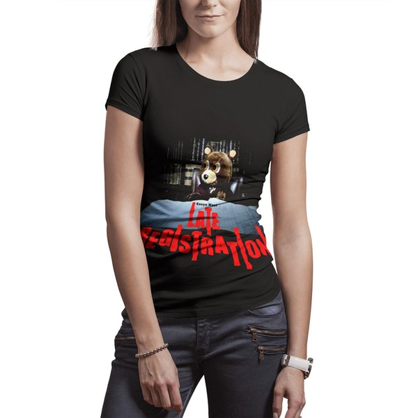 5c81b885f7 Kanye West Late Registration Tour White T Shirt,Shirts,T Shirts,Tee Shirts  Printing Cool T Superhero Band Casual T Shirt Best Sites For T Shirts Tee  ...