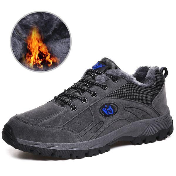 Herrenarbeitsschuhe Outdoor-Turnschuh-Mann-Mesh-Schuhe Anti-Rutsch-Verschleißfeste Fischen männlich Desert Boots Drop Shipping