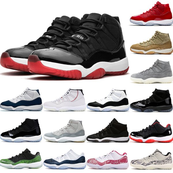 11s basketball shoes mens womens bred concord 45 space jam snake light bone infrared 23 barons high low outdoor sports designer shoes