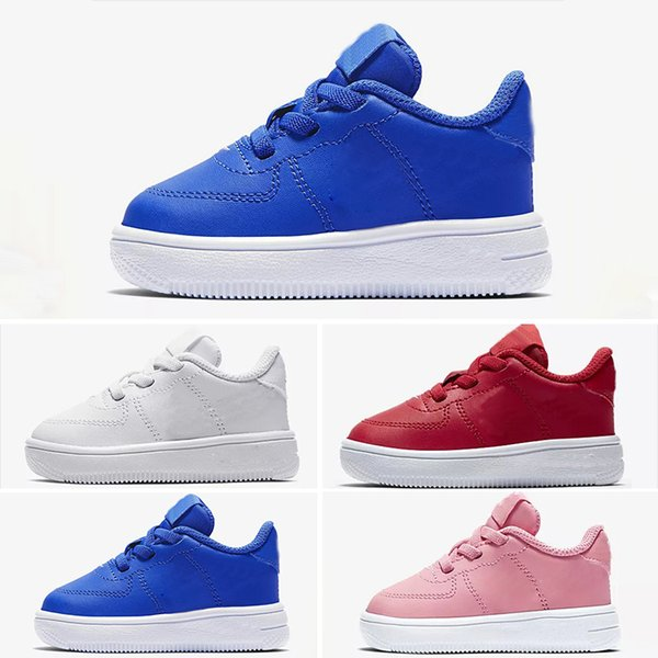 Con Descuentos., Al Por Mayor Nike Toddler Air Force 1 Low