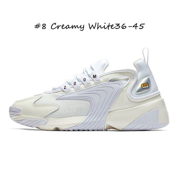 # 8 Blanc crémeux36-45