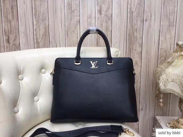 2019 M1229 Men shouder handbag briefcase Hobo HANDBAGS TOP HANDLES BOSTON CROSS BODY messenger Shoulder bags