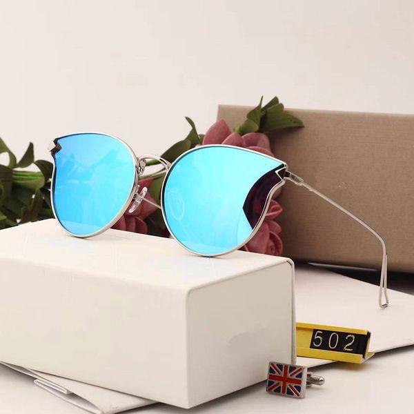 Luxus-sonnenbrille frauen marke deisnger uv-schutz objektiv großen rahmen bowknot sommer stil vollformat großes gesicht kommen mit fall