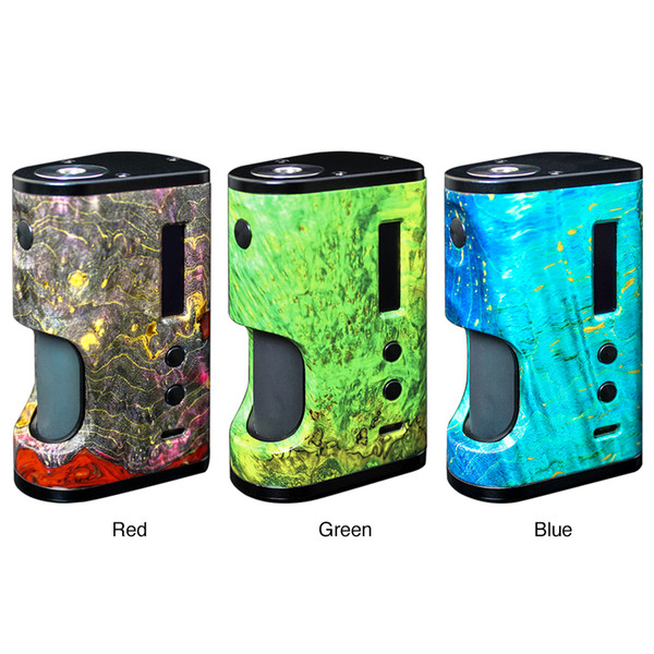 ULTRONER Aether Squonker 80W TC Box Mod with 0.91 OLED Screen 7ml Super capacity bottle SEVO chip Single 18650 battery Origianl