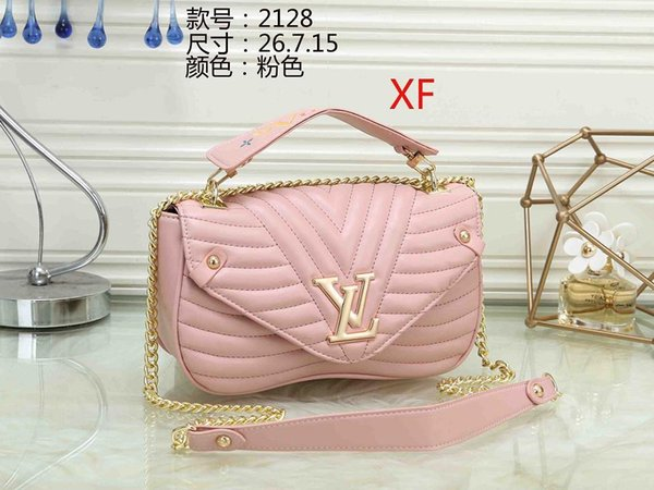 2019 Design Women's Handbag Ladies Totes Clutch Bag High Quality Classic Shoulder Bags Fashion Leather Hand Bags Mixed Order Handbags 10