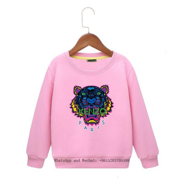2019 Spring In Large Child Loose Coat Digital Printing Children Colors Cartoon Boys Hoodie Baby Clothing 010502