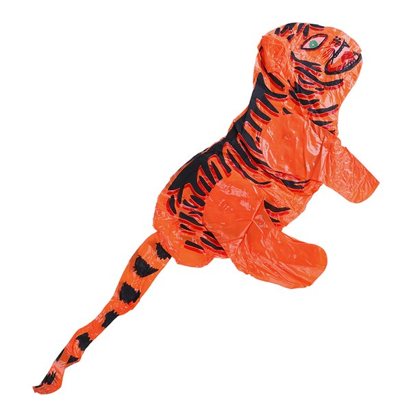 Inflatable Cartoon Animals Friendly PVC Tiger Design Inflatable Toys Party Balloon Children Deer Shaped Balloons