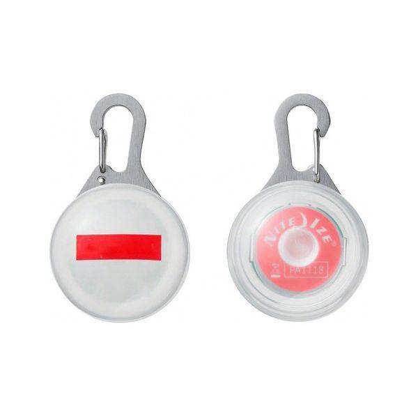 19SS Sup Spotlight Keychain LED Head key Chains Cartoon Ghost Festival Pendant Acrylic Bag key
