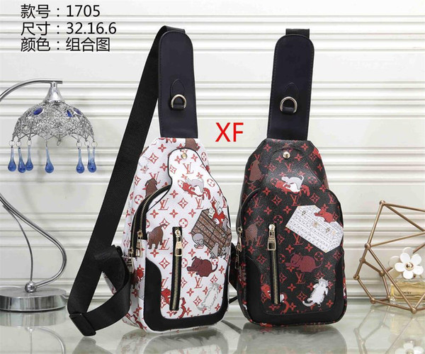 Sıcak satış Yeni stiller Çanta Moda Deri Çanta Kadın Bez Omuz Çantaları Bayan sırt çantası çanta Cüzdan XF # 1705 #